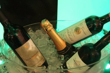 Festa de Babete 1 - os vinhos