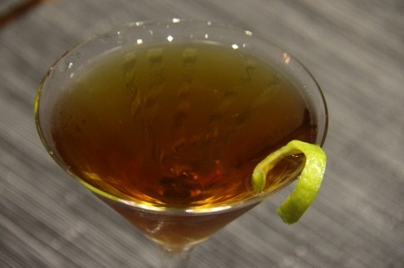 Lima - drinque digestivo