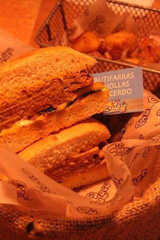 El Chalaco - Butifarras criollas de cerdo