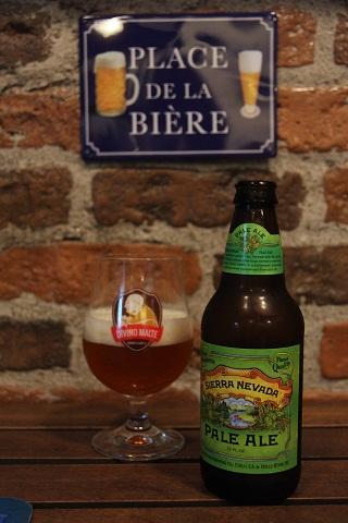 A deliciosa californiana Sierra Nevada Pale Ale, novidade no Brasil: lançamento a R$ 15, depois sobre para R$ 20